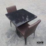 Polished высокая лоснистая черная таблица для сбывания