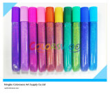 50*12.5ml Glitter Glitter Glue voor Students en Kids