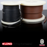 Black flessibile NBR 70 Rubber Cord/Strip per Sealing
