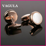 VAGULA Rose Gold Shirts Cufflinks L52500
