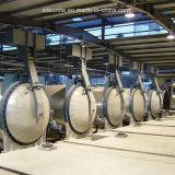 Бетонная плита AAC делая машину с технологией Германии