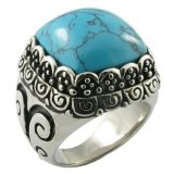 Кольцо с камнем, стеклянное каменное кольцо, большие каменные кольца