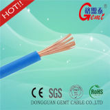 Strand & Single Indoor Use PVC isolé Thw Wire