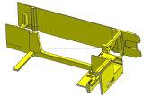 A380アルミニウムシャーシのアンドロスの部品のためのダイカストのツールを