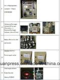 Semi закрынное высоки точное давление 200ton с инвертором частоты перепада Тайвань, клапаном соленоида двойника Taco японии