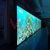 P7.62 perfeccionan la pantalla de visualización a todo color de interior de LED del efecto de la visión