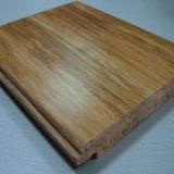 Uso de interior tejido hilo impermeable del suelo de bambú