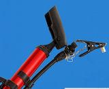 Bomba de ar portátil da bicicleta da bomba da liga de alumínio de bicicleta de montanha mini