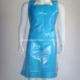 Fábrica para el delantal plástico disponible médico plástico del PE