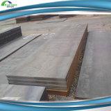 Aplicação especial de grande resistência ASTM 572 GR do uso da placa de aço e da construção de ponte. Placa de aço de 50 pontes