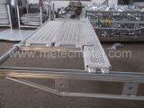 Аттестованная стальная планка для U-Типа ремонтины Ringlock