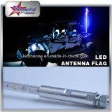 Peitsche-Licht RGB-LED durch Fernsteuerungs für ATV UTV weg Sicherheits-den Peitschen von der Straßen-LED
