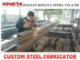 OEM изготовления Industury структуры стальной заварки тяжелый изготовленный на заказ стальной