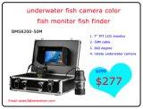 """수중 물고기 측정기 사진기 7이 """" 360 도에 의하여 TFT LCD 50m 케이블 자전한다"""