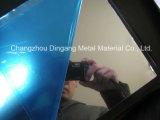 Listra de alumínio estratificada Specular da folha do refletor do espelho para a placa do refletor da energia solar