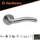 Maniglia di portello interno/esterno interna materiale dell'acciaio inossidabile della maniglia di leva di rivestimento Ss304 degli ss
