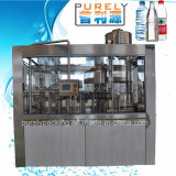 Máquina de engarrafamento de bebidas e bebidas totalmente automática