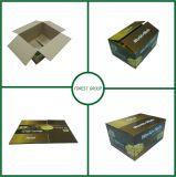 가정용품 물결 모양 상자를 인쇄하는 Cmyk 주문 오프셋