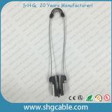 Collier de fibre en métal de qualité