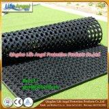 Couvre-tapis en caoutchouc extérieur pour le couvre-tapis en caoutchouc de Kindgarten d'herbe de protection de jardin