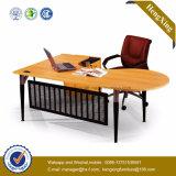 Elegante Konstruktionsbüro-Möbel L Form-Direktionsbüro-Schreibtisch (NS-NW302)