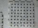 La lastra bianca statuaria cinese superiore di Marle copre di tegoli i controsoffitti delle mattonelle del rivestimento della parete delle mattonelle di pavimentazione