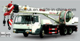 Grue mobile Qy16g de camion de vente chaude de 16tons