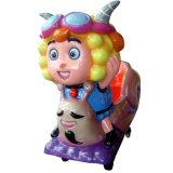 Moutons plaisants de conduite de Kiddie de matériel d'amusement en vente