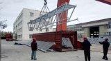 Estructura galvanizada del marco de las calzadas de la INMERSIÓN caliente para el proyecto del GASERO