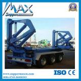 2017中国の販売のための高品質20FT 40FTの容器の側面のローダー