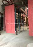 Puerta de acero exterior para el exterior