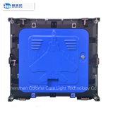 gabinete de indicador ao ar livre de alumínio fundido 640X640mm do diodo emissor de luz que anuncia (P6.67/P8/P10)