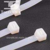 Uno mismo modificado para requisitos particulares del alambre que bloquea las ataduras de cables de nylon