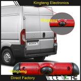 Opinião traseira de luz de freio do diodo emissor de luz que inverte a câmera do IR do estacionamento para o pugilista de Peugeot/Citroen Jumpe