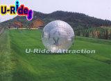 le football gonflable géant de hauteur de 2.5m pour des gosses