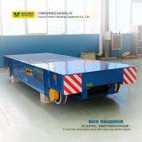 Metallindustrie-elektrisches flaches Schienen-Übergangsschlußteil-Fahrzeug