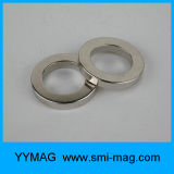 磁気スピーカーのための常置N35リング磁石のネオジム