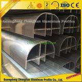 Alu di pulitura anodizzato/profilo di alluminio per l'alluminio della stanza pulita