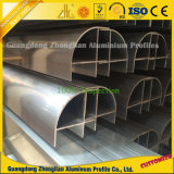Profil en aluminium de nettoyage anodisé pour l'aluminium de pièce propre