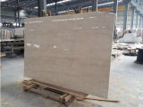 卸し売り高貴なベージュ大理石の平板、ベージュ大理石の平板