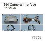 Invertendo sistema per Audi alla macchina fotografica posteriore esterna della parte anteriore della macchina fotografica macchine fotografiche di panorama di 360 gradi con il sistema di riserva dell'assistente di parcheggio