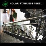 Barandilla del acero inoxidable del estilo de Moden para la decoración casera