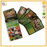 Tarjetas que juegan modificadas para requisitos particulares del póker de papel promocional de la alta calidad