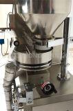 Empaquetadora vertical automática del azúcar del arroz de la especia del té del alimento de la bolsita del lacre del terraplén de la forma