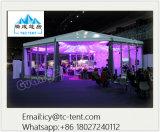 Alta tienda de circo grande multi de encargo impermeable del acontecimiento del alto pico de las tiendas de la demostración de caras para 400 personas