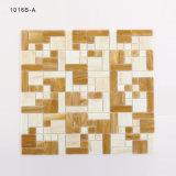 Mosaico manchado cuarto de baño de bronce del vidrio del restaurante de los azulejos de mosaico de DIY