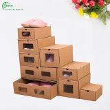 靴のStorgeの包装の紙箱(KG-PX067)