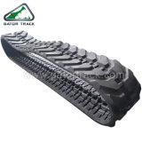 Pista di gomma dell'escavatore o della sciabica (reticolo 400*72.5kw)