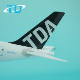 [تدا] [أ350] [33كم] مقياس طائرة بلاستيكيّة نموذجيّة خطوط تذكار هبة