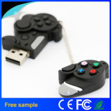 OEM Manafacter Atacado Cartoon Rubber Game Player Estilo USB Flash Drive